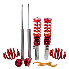 COILOVERS KITS FOR BMW 3 SERIES E46 320 323 325 328 330 335 CABRIO Red