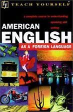 Teach Yourself American English by Sandra Stevens (2001, Paperback)