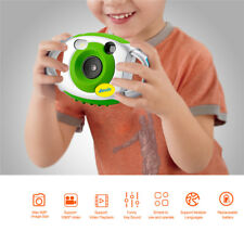 "AMKOV Mini Digital Camera 1.44"" Color LCD 5MP 4x Zoom for Children Kids Gift Toy"