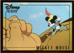 Disney Premium Trading Card #05 - Brave Little Tailor - Mickey Mouse