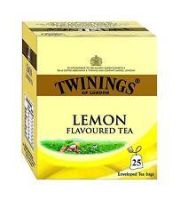 Twinings of London Herbal Lemon Flavoured Tea - 25 Tea Bags