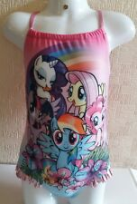 New My Little Pony Swimming Costume Swimsuit / Swimwear 12 -18 mth BNWT Holiday