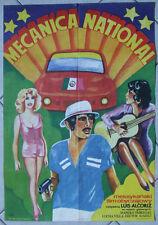 Mecanica National - Luis Alcoriz - Ihnatowicz - Original Polish Poster