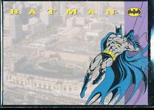 1994 SKYBOX DC COMICS BATMAN AND BASEBALL AT CAMDEN YARDS LIMITED PROMO CARD