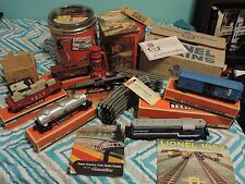 Lionel 1957 Train Set w/Original Set Box & Transformer - Extremely RARE!