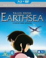 Tales Da Earthsea Blu-Ray + DVD Nuovo (OPTBD1083)