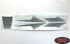 RC 4WD RC4WD Classic Stripes for 1985 4Runner Sheet (Grey) RC4Z-B0213