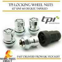 TPI Chrome Wheel Bolt Nut Covers 19mm Nut for VW Touareg 03-10