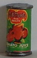 VINT DEL MONTE TOMATO JUICE GUMBALL CHARM (NO RING) ADVERTISIING PRODUCT