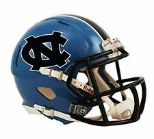 North Carolina Tar Heels Speed college Mini Helm Riddell American Football Helm