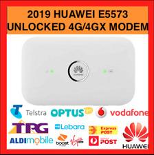 Huawei E5573 4G 4Gx Unlocked Portable Mobile Wi-Fi Modem Updated Model Hotspot