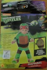 Teenage Mutant Ninja Turtel Raphael Halloween Costume Sz Toddler 2-4