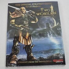 Two Worlds II Official Strategy Guide NEW SEALED 2