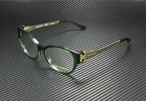TORY BURCH TY2077 1679 Bottle Green Demo Lens 53 mm Women's Eyeglasses