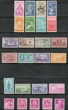 3 Cent US Postage Stamp Collection Of 25 Vintage Stamps 60-70 Years Old (V-5)