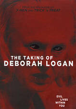 Taking of Deborah Logan (DVD, 2014)