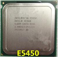Intel Xeon E5450 CPU Quad-Core 3.0GBz 12MB 1333Mhz SLBBM LGA771 Processor