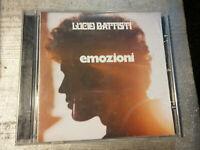 CD AUDIO: LUCIO BATTISTI - EMOZIONI - .1970 -