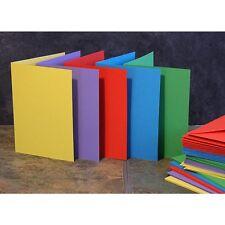 Craft UK in Bianco Biglietti D'Auguri & Buste-Taglia a6/c6 Colori Brillanti x 50