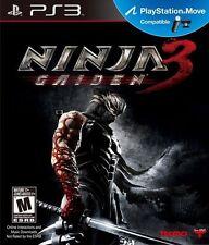 Ninja Gaiden 3 (Sony PlayStation 3, 2012) MINT
