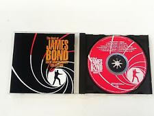 JAMES BOND THE BEST OF 30TH ANNIVERSARY COLLECTION CD 1992