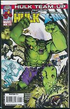Hulk Team-Up Featuring Uncanny X-Men #1 (Nov 2009, Marvel) One-Shot 1st Print Nm