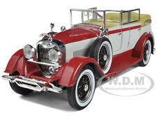 1928 LINCOLN DIETRICH LIMOUSINE RED 1/32 DIECAST MODEL CAR ARKO PRODUCTS 22821