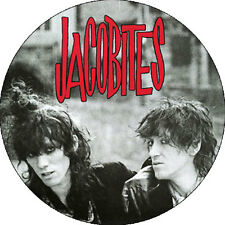 CHAPA/BADGE JACOBITES . pin button nikki sudden dave kusworth epic soundtracks