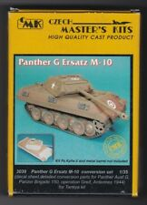 CMK CZECH MASTER'S KITS 3039 - PANTHER G ERSATZ M-10 CONVERSION 1/35 RESIN KIT