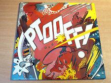 EX/EX !! The Deviants/Ptooff!/1997 Get Back Gatefold LP/Reissue