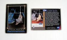 1994 Metallic Images Star Wars Metal A New Hope Promo Card (P1) Nm/Mt