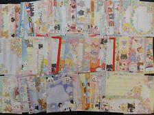 Memo Note Paper 200 pc stationery kawaii cute journal craft scrapbook gift girl