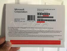 Microsoft Windows Server Standard 2016 2CPU- 16 core -  Brand New