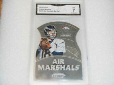Peyton Manning GRADED CARD!! 2015 Prizm #AM2 Insert Colts Broncos MVP% 7%-1