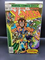 Uncanny X-Men #107 1st Appearance of the STARJAMMERS! FN+ (Marvel 1978) SEE PICS