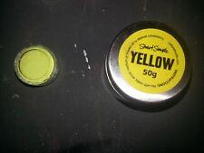 Stuart Semple Yellowest Yellow fluorescent powder acrylic paint 5g tub