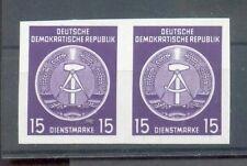 DDR-Dienst 6xNFU ungebrauchtes Paar 500EUR (X4091