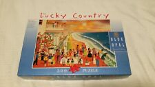 Narelle Wildman, Jigsaw puzzles 500 pieces, The Lucky Country, special edition