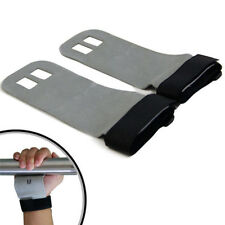 New Hand Grip Synthetic Leather Crossfit Gymnastics Guard Palm Protectors Glove