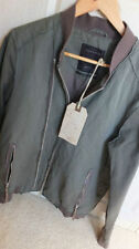 AllSaints Hip Length Leather Coats & Jackets for Men