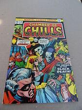 Chamber of Chills 16  . Marvel 1975 -   VF