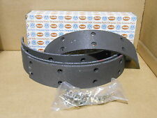 NOS Brake lining set front vw 1302/1303, 8.70 > serie suole freni ant Maggiolone