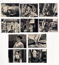 Lotto 10 Figurine Cards Album MARCELLINO PANE e VINO Ed.Lampo 1956 nuove