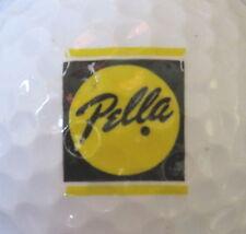 (1) PELLA WINDOWS & DOORS LOGO GOLF BALL