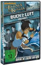 Die Legende von Korra - Buch 1: Luft - Volume 1  DVD NEU OVP