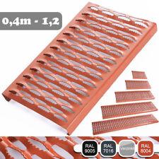 Heimwerker Stand- & Tretroste GüNstig Einkaufen Dachartikel Kaminpodest Komplett-set 10 Farben Ral Tritt Verzinkt Gitterrost