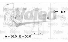 VALEO Alternador CITROEN XSARA BERLINGO PEUGEOT 306 PARTNER FIAT ULYSSE 436654