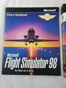 Microsoft Flight Simulator 98 As Real As It Gets For Pc