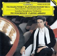 TSCHAIKOWSKY: KLAVIERKONZERT NR. 1 / POGORELICH - LSO - ABBADO / CD