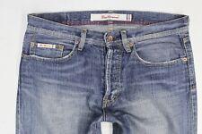 Ben Sherman straight leg blue jeans W30-32 L33
